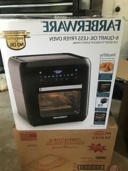 Farberware 05105 6 qt. Digital Air Fryer Oven - Black
