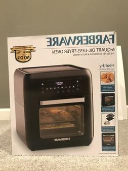 Farberware 05105 6 qt. Digital Air Fryer Oven - Black