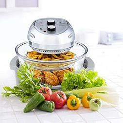 1,300W, 16-qt Capacity, Halogen, Convection And Infrared Hea