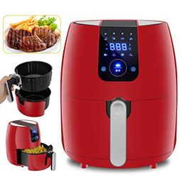 ZENY 8-in-1 Electric Air Fryer Touch Screen Control Programm