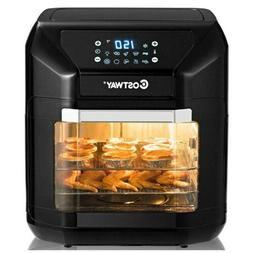 10.6 QT Home &Kitchen Air Fryer Oven 1700W Multifunctional A