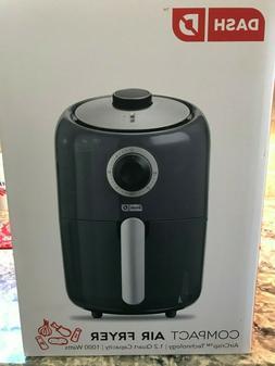 Dash 1000W 1.2 L Compact Air Fryer - Gray