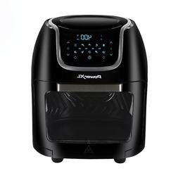 PowerXL - 10qt Digital Hot Air Fryer - Black
