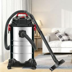 8 Gallon 4-in-1 Wet Dry Vacuum Cleaner Vac Shop 3.5 HP Stain