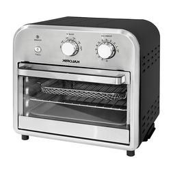 Kalorik - 12qt Analog Air Fryer Oven Stainless Steel - Brand