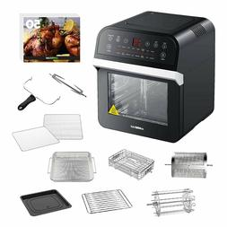 15-in-1 Electric Air Fryer Oven 12.7-Quarts Home Kitchen Coo