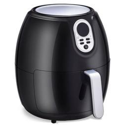 1500 W 4.8 Qt Electric Digital Air Fryer W/ LCD Screen Timer