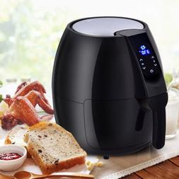 1500 W Electric LCD Touch Screen Timer Air Fryer Small Kitch