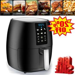 1500W Air Fryer 6-in-1Oil-less Electric Air Fryer for Roasti