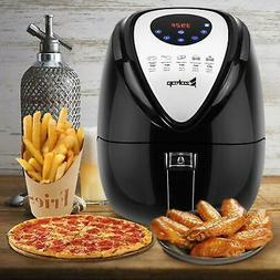 Independence Day 1500W Air Fryer 7 Cooking Presets, Temperat