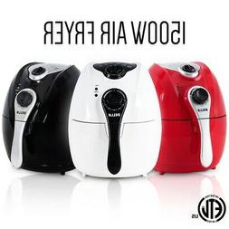 1500w Airfryer Electric System 4.4 qt No-Oil Deep Air Fryer
