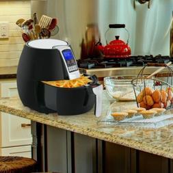 1500W Air Deep Fryer Electric Healthy Oil-Less 3.7 QT Cookin