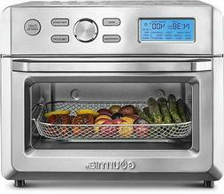 Gourmia - 16-in-1 Digital Air Fryer Toaster Oven - Stainless