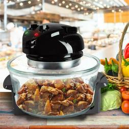 17 L Halogen Convection Oven Cooker Ring Air Fryer Multicook