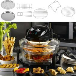 17L Large Oil Free Low Fat Air Fryer Screen Healthy Frying O