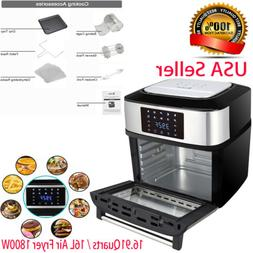 1800W 16L Big Capacity XL Air Fryer Oven All-In-One Plus Deh