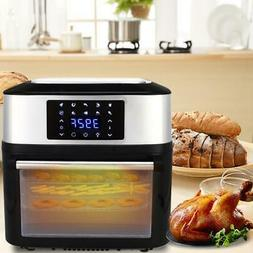 1800w 16l multi functional air fryer oven