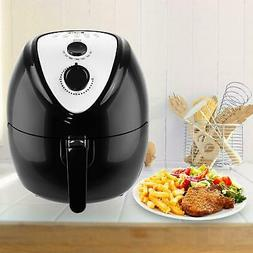 ZOKOP 1800W 6.87QT Electric Deep Air Fryer XL Timer Temperat