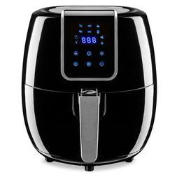 1800W Digital Non-Stick Air Fryer Appliance 5.5QT 6-in-1 Pre