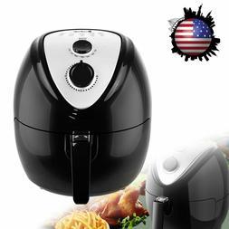 ZOKOP 1800W Electric Air Fryer Digital Timer 6.8Qt Oil less