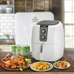 electric airfryer xl 5 8 qt 1800watt