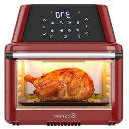 19 QT Multi-functional Air Fryer Oven Dehydrator Rotisserie
