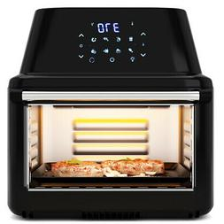 19 QT Multi-functional Air Fryer Oven 1800W Dehydrator Rotis