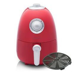 Modernhome 2.1Qt Premium Air Fryer with Full-Color Recipe Bo