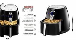 Chefman 2.5 Liter/2.6 Quart Air Fryer with Digital Display A