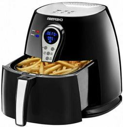 Chefman 2.5L Oil Free Digital Air Fryer Kitchen Gadget BRAND