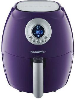GoWISE USA 2.75 Qt. Air Fryer, Digital LCD Control, Indicato