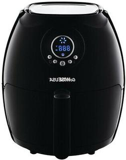 GoWISE USA 2.75 Qt. Air Fryer with Digital LCD Controls and
