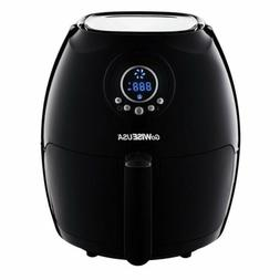 GoWISE USA 2.75-Quart Digital Air Fryer + 50 Recipes for you