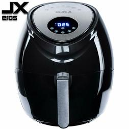 2019 Air Fryer XL Best 5.5 QT 8-in-1 By B. WEISS Family Size