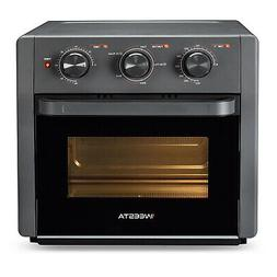 21 Quart Air Fryer Toaster Oven Convection Broil Roaster Deh