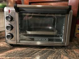 2in1 Crisp N Bake Air Fryer & Toaster Oven by Black & Decker