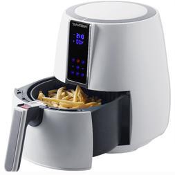 Farberware 3.2 Quart Digital Air Fryer Oil-Less White FT4347