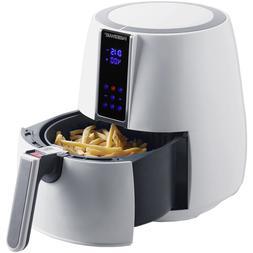 Farberware 3.2 Quart Digital Air Fryer, Oil-Less White Home
