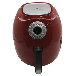 Cook's Essentials 3.4-qt Digital Electric Air Fryer - Cinnam