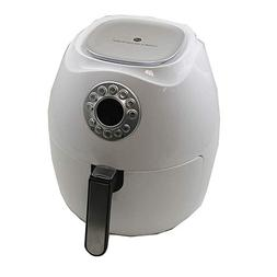 Cook's Essentials 3.4-qt Digital Electric Air Fryer - White