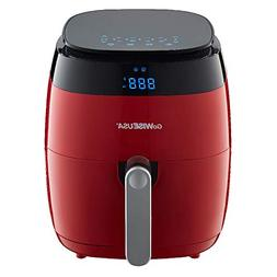 GoWISE USA 3.7-Quarts 8-in-1 Digital Touchscreen Air Fryer G
