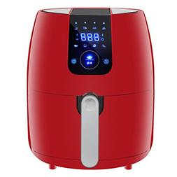 ZENY 3.7 QT 8-in-1 Electric Air Fryer Touch Screen Control P