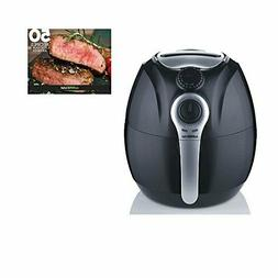 GoWISE USA 3.7 Quart Dial Control Air Fryer GW22622 Oil Free
