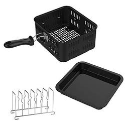3-Piece Accessory Kit for GoWISE USA and Power Air Fryer Ove