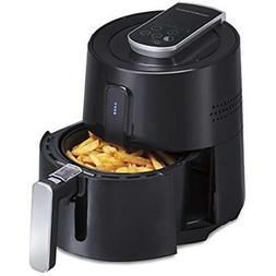 35050 Digital Air Fryer, Black, Large 2.5 Liter Capacity Kit