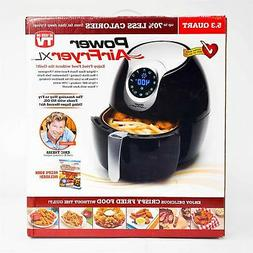 TRISTAR PRODUCTS 36-0801-W 5.3Qt XL Power Air Fryer