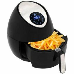 Zeny 4.2 Qt Electric Air Fryer with LCD Display
