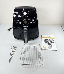 Secura 4 Liter, 4.2 Qt., Extra Large Capacity 1500 Watt Elec