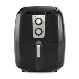 Chefman 5.5L Family Size Hot Air Fryer Black CE-500M new