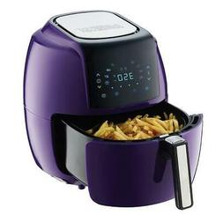 5.8qt 8in1 Purple Plum Electric Air Fryer Large Modern Cooki